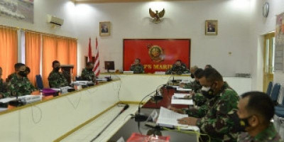 Validasi Organisasi Yontaifib Marinir