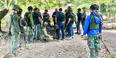 Pasca Teror KKB, Satgas Nemangkawi TNI-Polri Kendalikan Situasi di Distrik Beoga, Papua