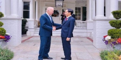 Joe Biden Presiden Tidak Punya Kharisma Namun Sukses