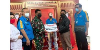 Komunitas Tionghoa Peduli di Bandung Kirim Bantuan untuk Korban Bencana NTT