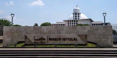 Masjid Istiqlal Lakukan Ketaatan Protokol Kesehatan Selama Ramadan