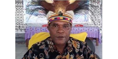 Tokoh Papua Sebut KKB yang Membantai Warga Melukai Norma Adat