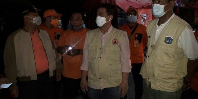 Kebakaran Tamansari, Wagub DKI Sebut Kerahkan Instansi Lintas Dinas