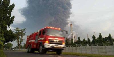 Ada Unsur Pidana di Kebakaran Kilang Balongan