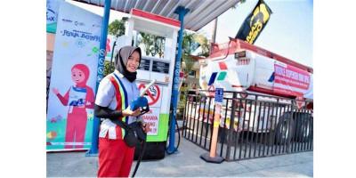 Di Harkonas Bisa Beli BBM dengan Harga Rp 300 Per Liter