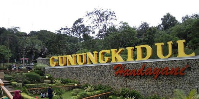 Cegah Antrean, Destinasi Wisata Gunungkidul Terapkan E-Ticketing