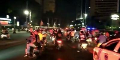 Suporter Persija Berkerumun, 65 Orang Diamankan dan Diperiksa Polisi