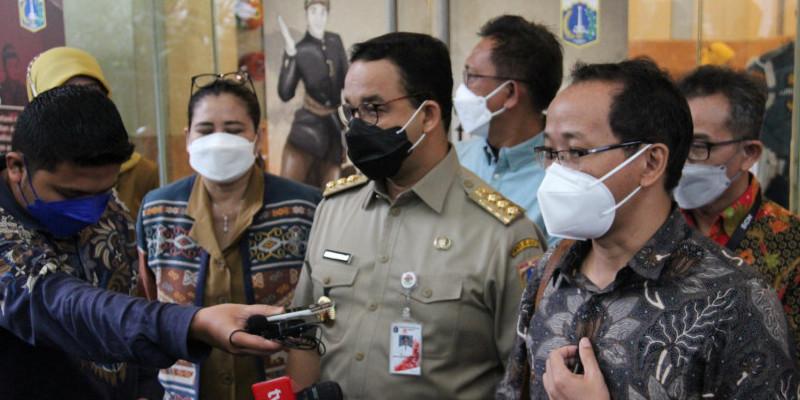 Dewan Pers Mengapresiasi Komitmen Pemprov DKI Jakarta dalam Vaksinasi Wartawan