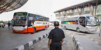 2 Terminal di Jakarta Tetap Beroperasi Selama Larangan Mudik Lebaran