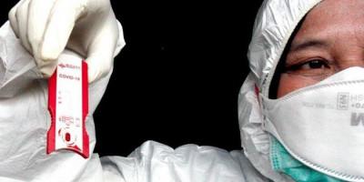 5 Pegawai Diamankan Polisi Pakai Alat Bekas untuk Rapid Test, Ini Kata Kimia Farma