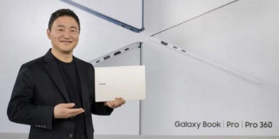 Galaxy Book Pro, Laptop Canggih dari Samsung