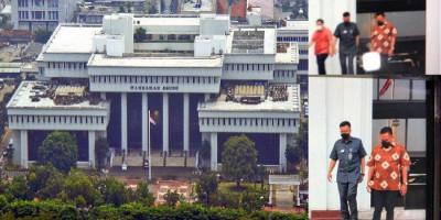 Gubernur Sulawesi Utara Olly Dondokambey Kenapa Harus Diam-diam Mengunjungi Kantor MA?