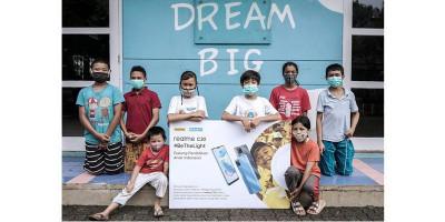 Gandeng SOS Children's Villages Indonesia, Realme Bagikan Smartphone untuk Pelajar di Pelosok