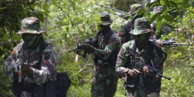 Pasukan TNI-Polri Mulai Buru Teroris di Papua