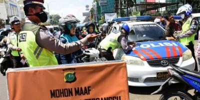 Operasi Ketupat 2021, Polisi Siapkan 333 Titik Penyekatan