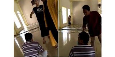 Dilarang Pakai Masker, Masjid Al Amanah Usir Corona dengan Kekuatan Doa