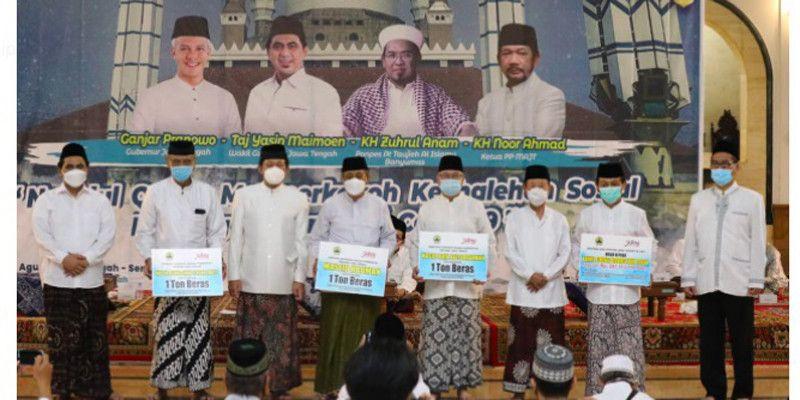 Pemprov Jateng Gelontorkan Rp 281 Miliar untuk Tenaga Pendidik Agama dan Madrasah Aliyah