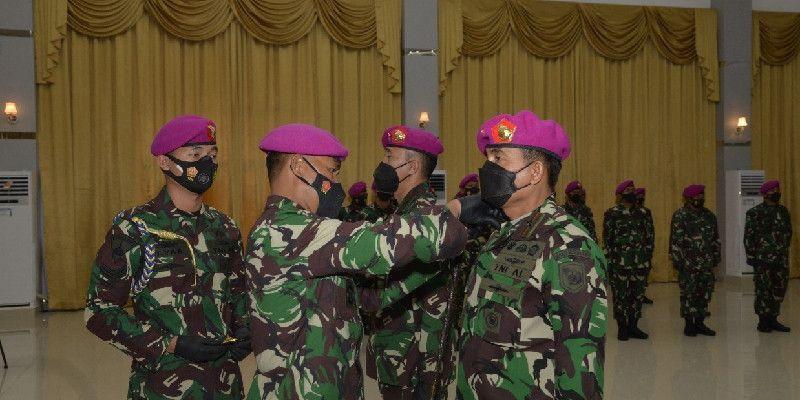 Brigjen Nur Alamsyah Jabat Gubernur AAL , Brigjen Endi Supardi Jabat Wadan Kormar