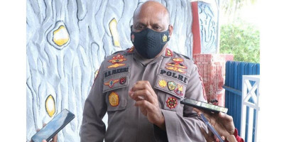 Kapolda Papua: TNI dan Polri Tidak Akan Mundur Memburu KKB