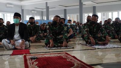 Korps Marinir Adakan Peringatan Nuzulul Quran
