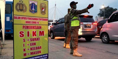 Cara dan Syarat Bikin SIKM di Jakarta Saat Masa Larangan Mudik