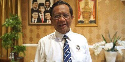 Mahfud MD: Tolong Ya, Jangan Sebut Itu KKB Papua