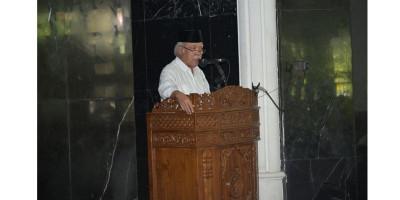 Menteri Basuki: Ramadan Membentuk Insan PUPR Sabar, Ikhlas, Qana'ah dan Istiqamah