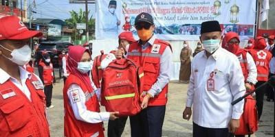 Bantu Pengamanan Idul Fitri, PMI Diminta Turut Sosialisasi Protokol Kesehatan