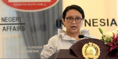 Indonesia Desak DK PBB Hentikan Kekerasan Israel