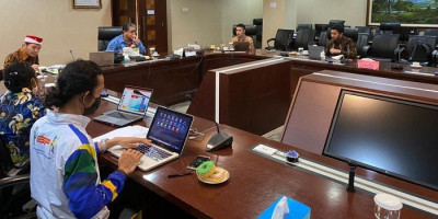 Kantor Staf Presiden: Papua Siap Melaksanakan Peparnas XVI!