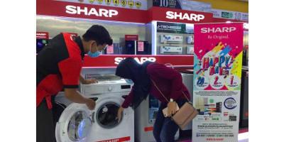 Semarakkan Lebaran, Sharp Indonesia Hadirkan Ragam Promosi dan Hadiah