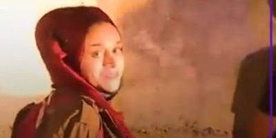 Viral, Reaksi Gadis Palestina Saat Ditangkap dan Diborgol Tentara Israel