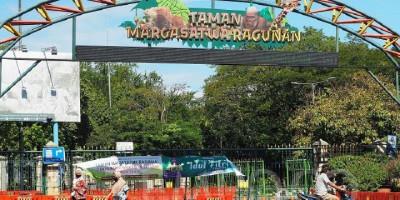Lebaran Hari Kedua, 7.536 Orang Kunjungi Taman Margasatwa Ragunan
