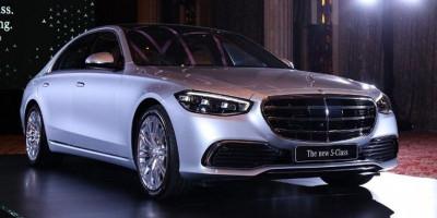 New Mercedes Benz S-Class Diperkenalkan untuk Pasar Indonesia