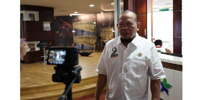 Rayakan Lebaran, Ketua DPD RI Imbau Masyarakat Jauhi Aktivitas Bahaya