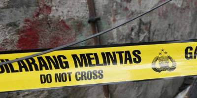 Polisi Tahan Tersangka Ledakan Petasan di Kediri