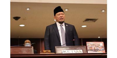 Ketua DPD RI Minta Komite III Kawal Persoalan PMI Ilegal