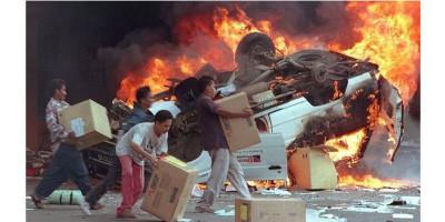 Jangan Ulang Tragedi Mei 1998