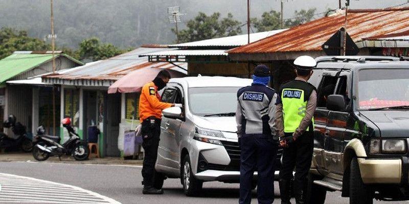 Penyekatan Mudik, 600 Travel Gelap Ditindak
