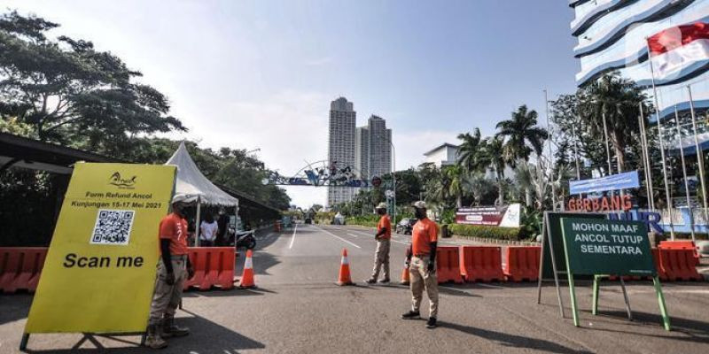 Taman Impian Jaya Ancol Ditutup Sementara pada 15-17 Mei