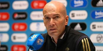 Zinedine Zidane Pergi Tinggalkan Real Madrid