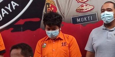 Rajin Pakai Sabu, Begini Kronologi Penangkapan Anak Rita Sugiarto
