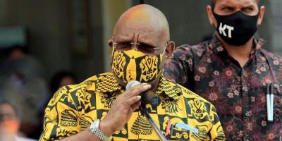 Wagub Papua Wafat, Airlangga Hartarto: Golkar Kehilangan Putra Terbaiknya