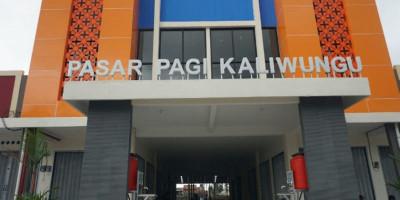Kementerian PUPR Rampungkan Pasar Pagi Kaliwungu di Kabupaten Kendal