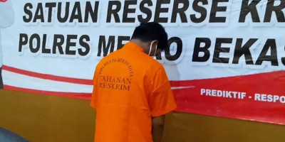 Penjara 15 Tahun Menanti Anak Anggota DPRD Kota Bekasi yang Jual Pacarnya