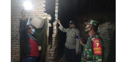 Sejumlah Rumah Warga di Jatim Rusak Akibat Guncangan Gempa