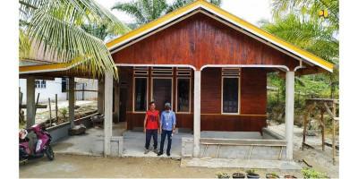 Pemulihan Ekonomi, Pemerintah Salurkan BSPS untuk 1405 Unit Rumah di Riau
