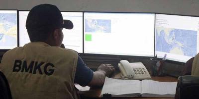 BMKG Imbau Pemda di Pesisir Jawa Waspada Aktivitas Gempa