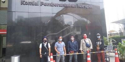 Diduga Korupsi, Dinas di Kabupaten Bogor Dilaporkan ke KPK