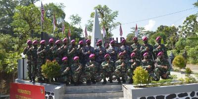 """Dankormar: """"Tugu Letnan KKO Soetomo Jadi Sumber Inspirasi Generasi Penerus Bangsa"""